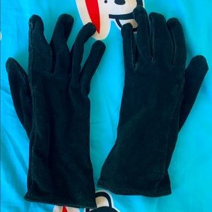 Accessories - Suede gloves